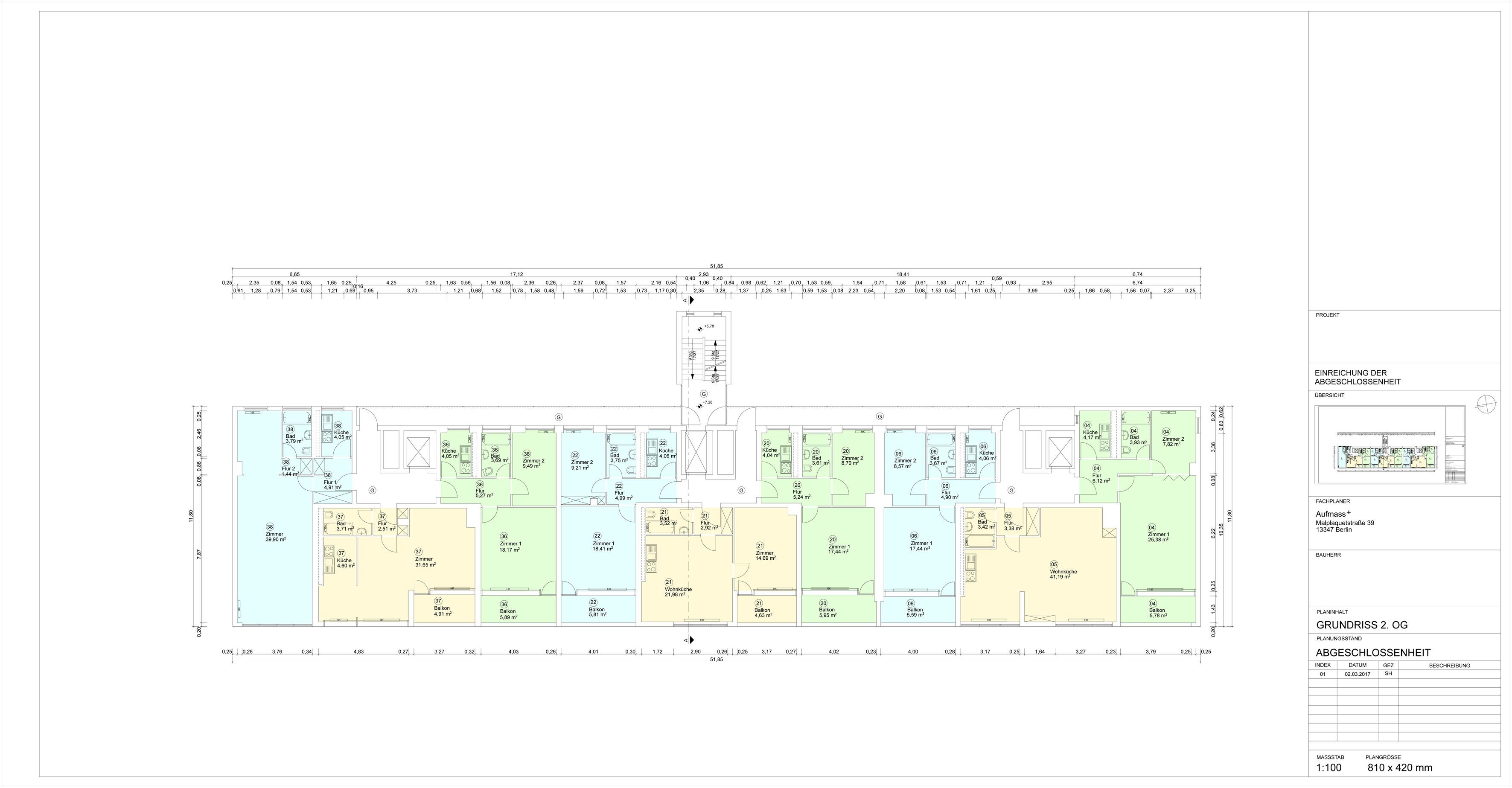 Gebäude-Vermessung (1)